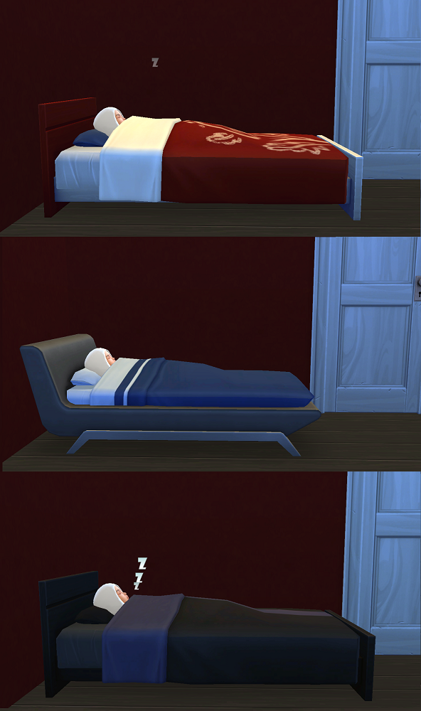 Toddlers Beds Simsworkshop