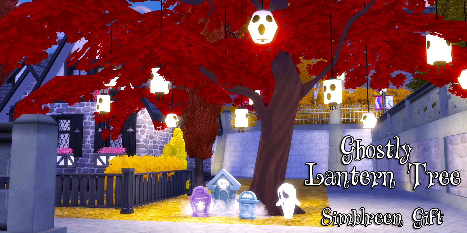 Ghostly Lantern Tree Gift.png