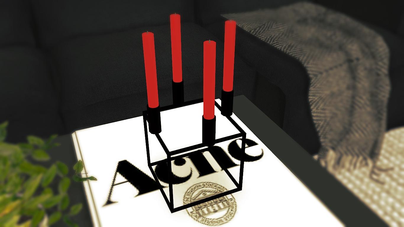 Lacquered Steel Candleholder_1.jpg