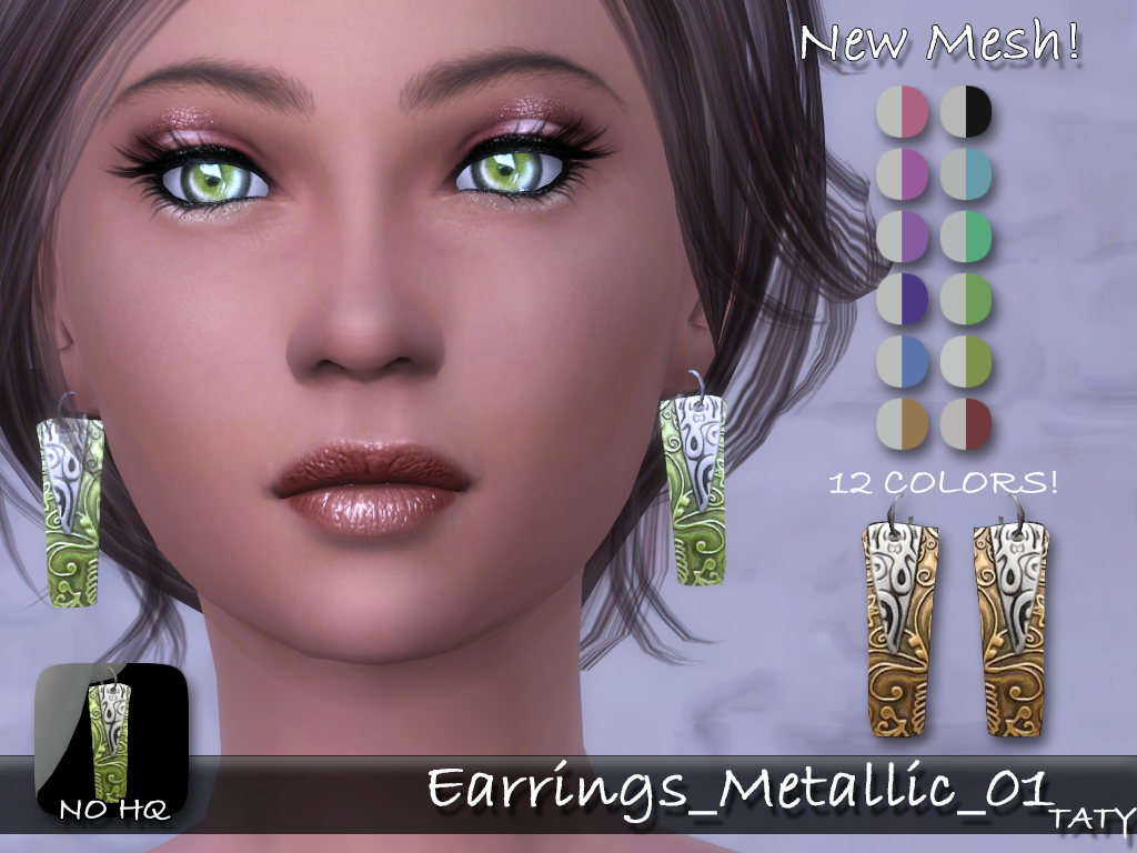 [Ts4]Taty_Earrings_Metallic_01.png