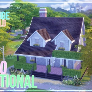 Sims 4 Builds