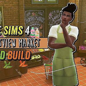The sims 4 speed builds